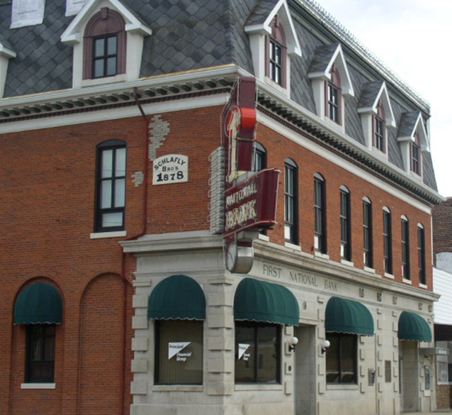 First National Bank Carlyle Illinois Location | The First National Bank of Carlyle